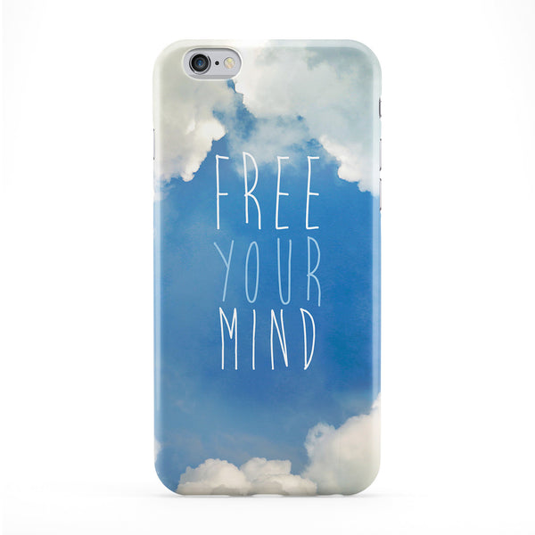 Free Your Mind Phone Case by BYMBOW