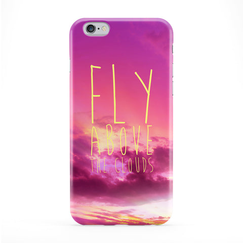 Fly Above The Clouds Phone Case by BYMBOW