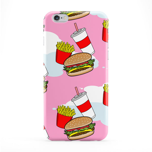 Fast Food Phone Case by BYMBOW