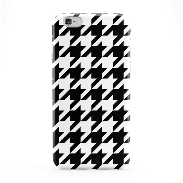 Dogtooth Pattern Phone Case by BYMBOW