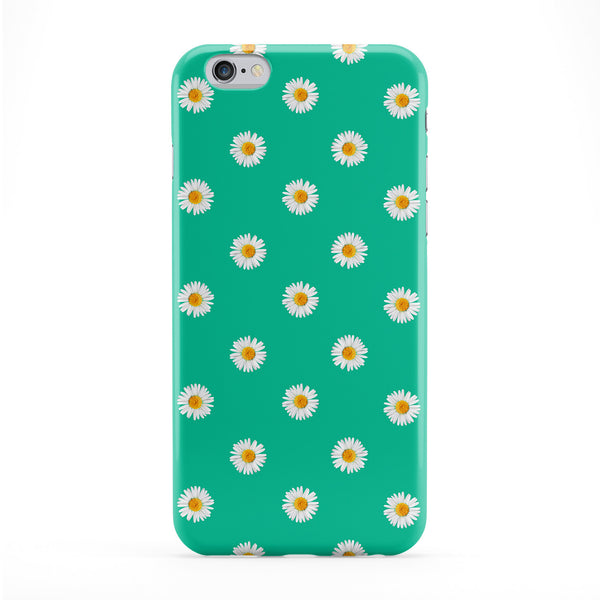 Daisys Green Print Phone Case by BYMBOW