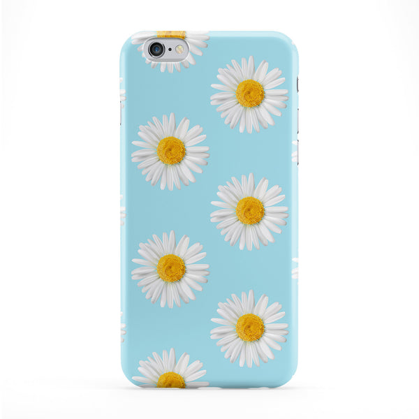 Daisys Blue Print Phone Case by BYMBOW