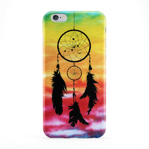 Colourful Dream Catcher Full Wrap Protective Phone Case by BYMBOW