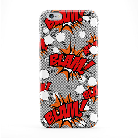 Blam Phone Case by BYMBOW