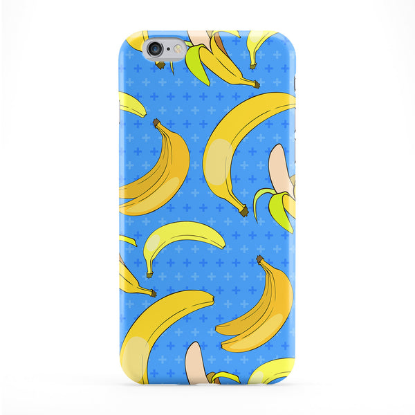 Banana Pattern Full Wrap Protective Phone Case by BYMBOW