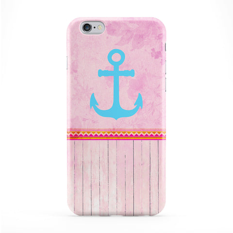 Anchor Pink Phone Case by BYMBOW