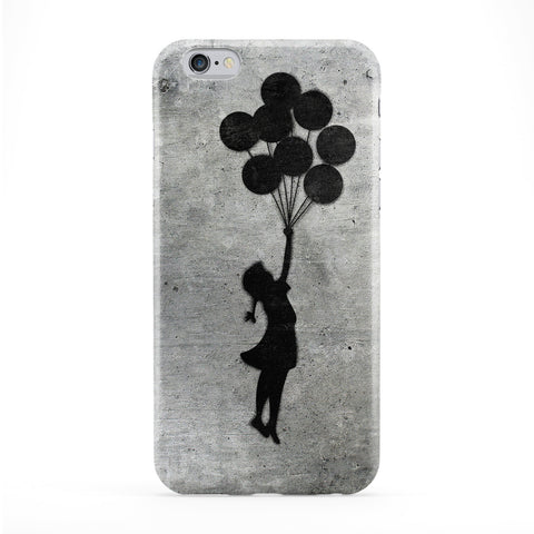 Banksy Balloon Girl Phone Case by Banksy