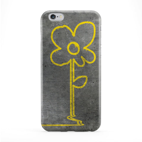 Banksy Flower Phone Case by Banksy