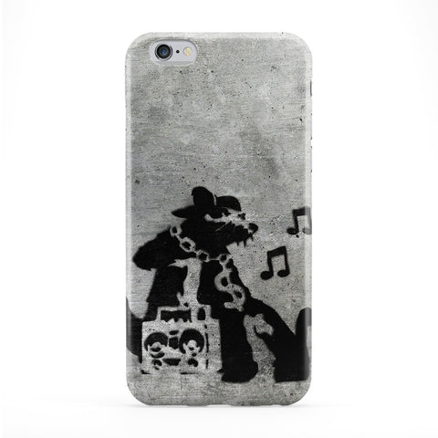 Banksy Music Rat 1 Phone Case by Banksy