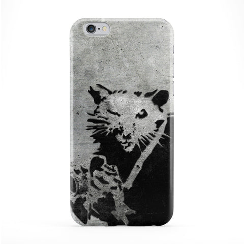 Banksy Rat with Camera 1 Phone Case by Banksy