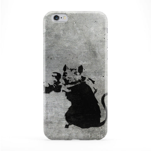 Banksy Rat with Camera 2 Phone Case by Banksy