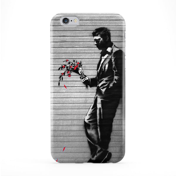 Lover Phone Case by Banksy