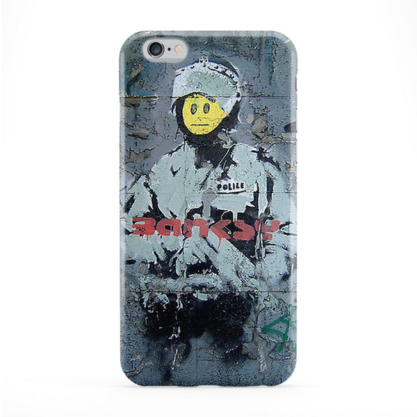 Police Phone Case by Banksy