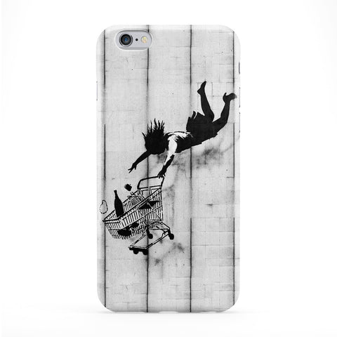 Shop Till You Drop Phone Case by Banksy