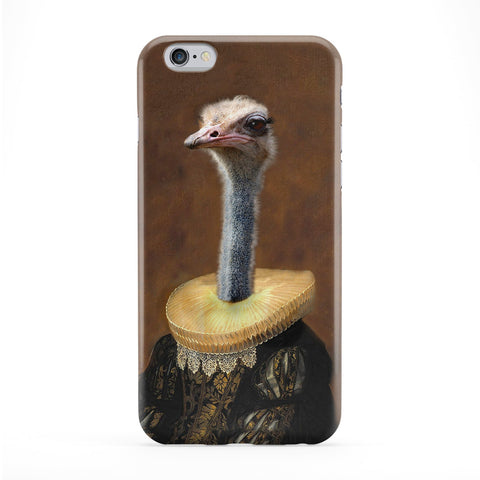 Marquise de Struthio Phone Case by Beat Up Creations