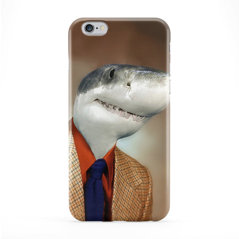 Shane Shark Full Wrap Protective Phone Case by Beat Up Creations