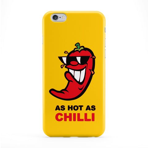 As Hot as Chilli Full Wrap Protective Phone Case by Chargrilled