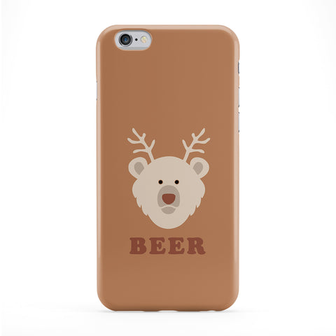 Beer Full Wrap Protective Phone Case by Chargrilled