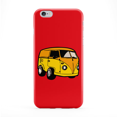 Campervan Full Wrap Protective Phone Case by Chargrilled
