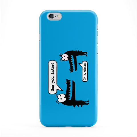 Crocodile & Alligator Full Wrap Protective Phone Case by Chargrilled