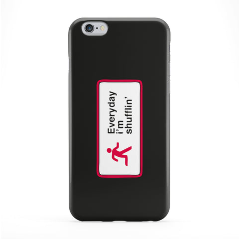 Everyday I'm shuffling Full Wrap Protective Phone Case by Chargrilled