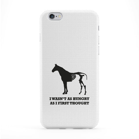 Hungry as I First Thought Phone Case by Chargrilled