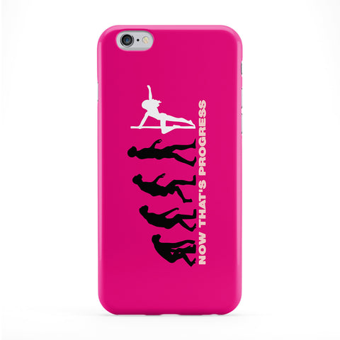 Now That's Progress Phone Case by Chargrilled