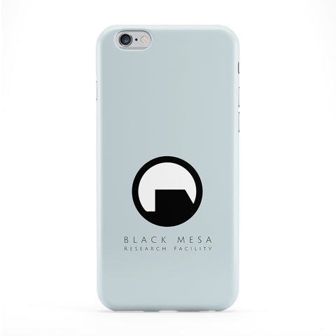 Black Mesa Research Facility Phone Case by Chargrilled