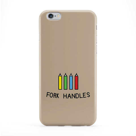 Fork Handles Phone Case by Chargrilled