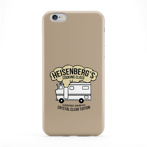 Heisenberg's Cooking Class Phone Case by Chargrilled
