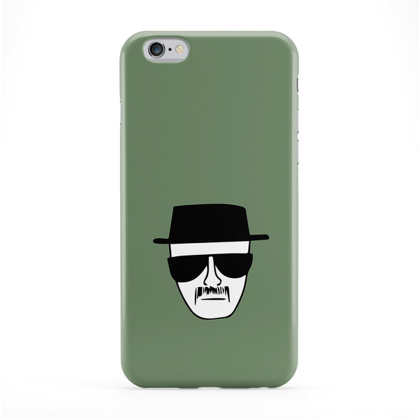 Heisenberg Full Wrap Protective Phone Case by Chargrilled