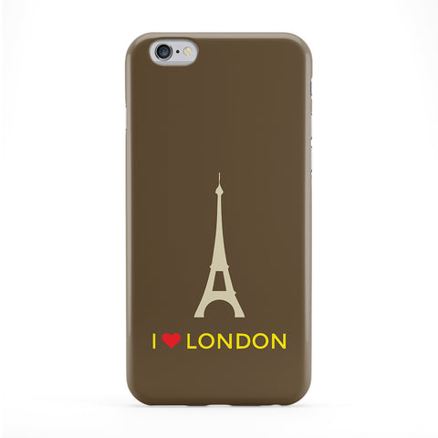 I Love London Phone Case by Chargrilled