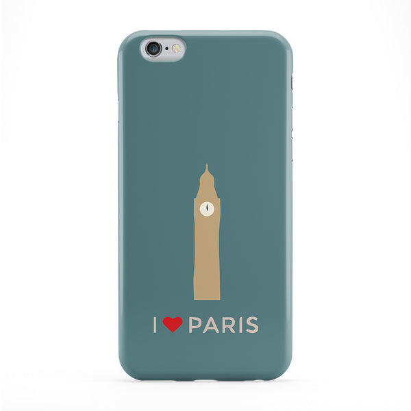 I Love Paris Phone Case by Chargrilled
