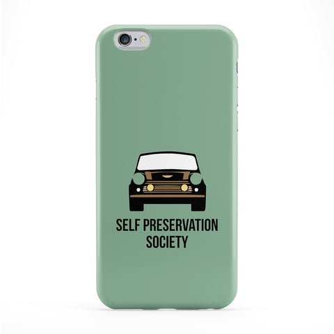 Self Preservation Society Phone Case by Chargrilled