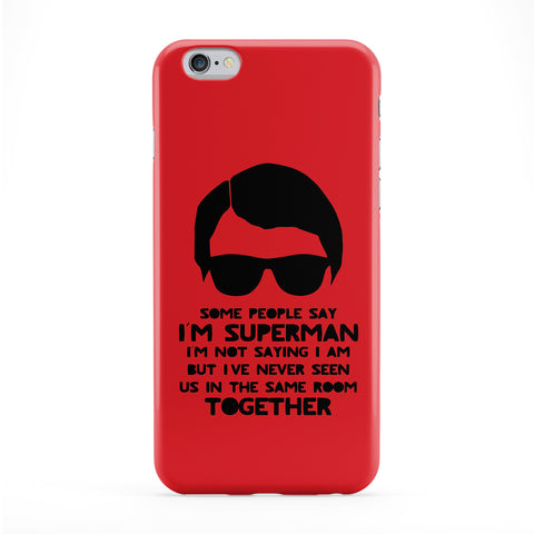 Some people say I'm Superman Phone Case by Chargrilled