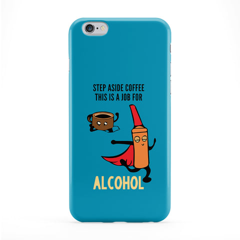Step Aside Coffee Phone Case by Chargrilled