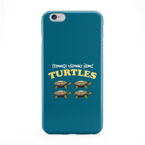 Turtles Phone Case by Chargrilled