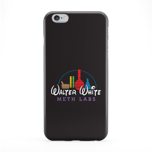 Walter White Meth Labs Phone Case by Chargrilled