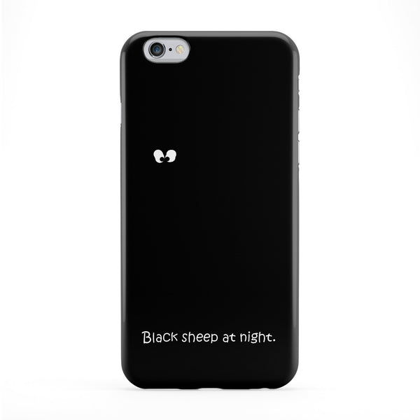 Black sheep Phone Case by Clive Gardner