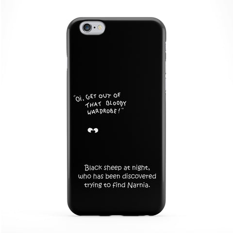 Narnia Phone Case by Clive Gardner