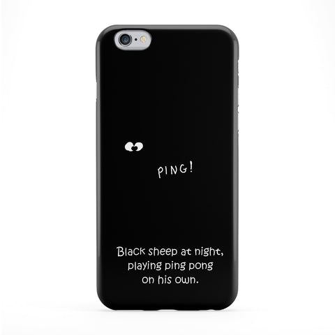Ping Pong Phone Case by Clive Gardner