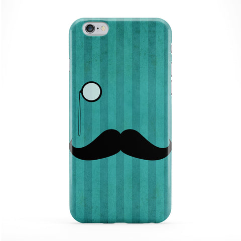 Victorian Moustache Phone Case by DevilleArt