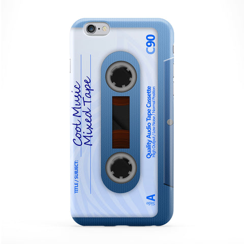 Retro Gadgets Mixtape Cassete Phone Case by DevilleArt
