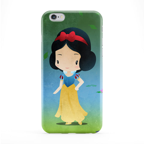 Princesses Snow White Phone Case by DevilleArt