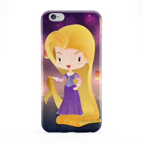 Princesses Rapunzel Phone Case by DevilleArt