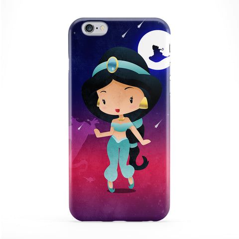 Princesses Jasmine Phone Case by DevilleArt