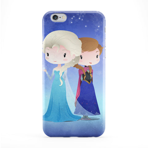 Princesses Frozen Phone Case by DevilleArt