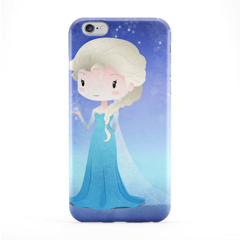 Princesses Elsa Phone Case by DevilleArt