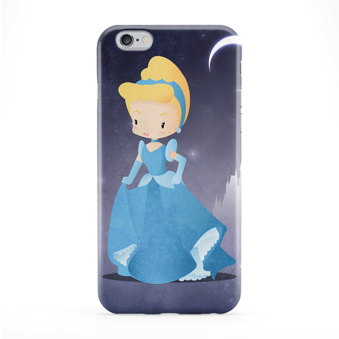 Princesses Cinderella Phone Case by DevilleArt