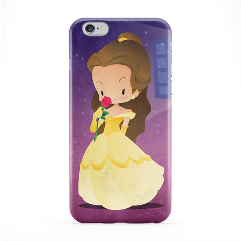 Princesses Belle Phone Case by DevilleArt
